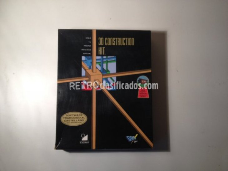 3D Construction Kit 1