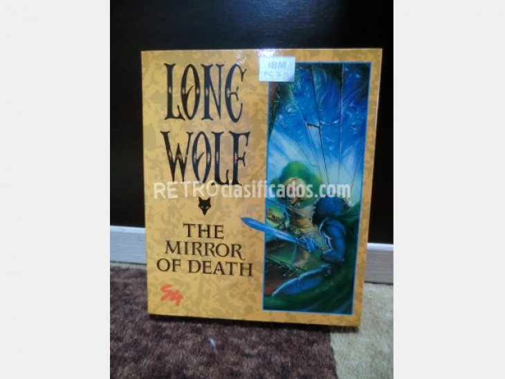 Lone Wolf - The Mirror Of Death 2