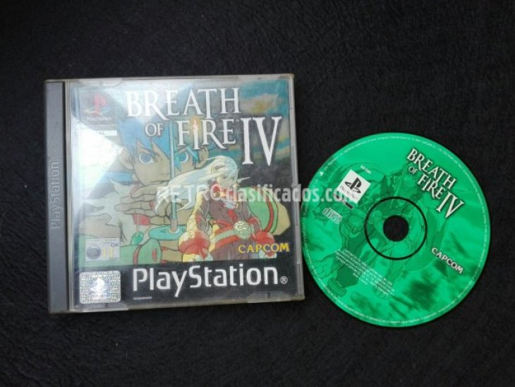 Breath of Fire Iv 4