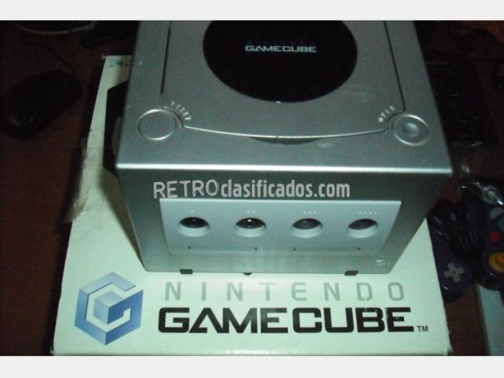 Game Cube Completa 1