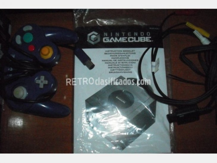 Game Cube Completa 3
