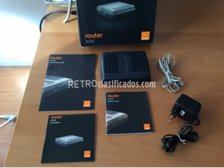 Router Thomson SpeedTouch ST546v6 1