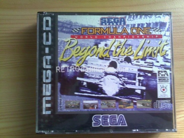FORMULA ONE BEYOND THE LIMIT 1