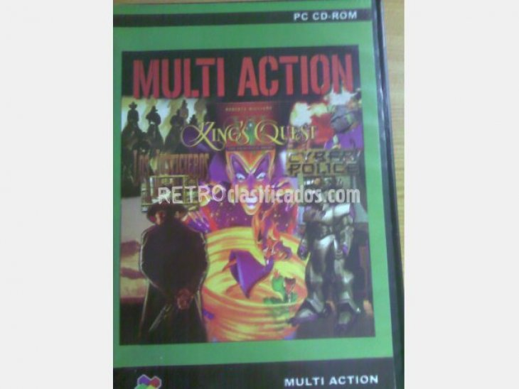 PACK MULTI ACTION 1