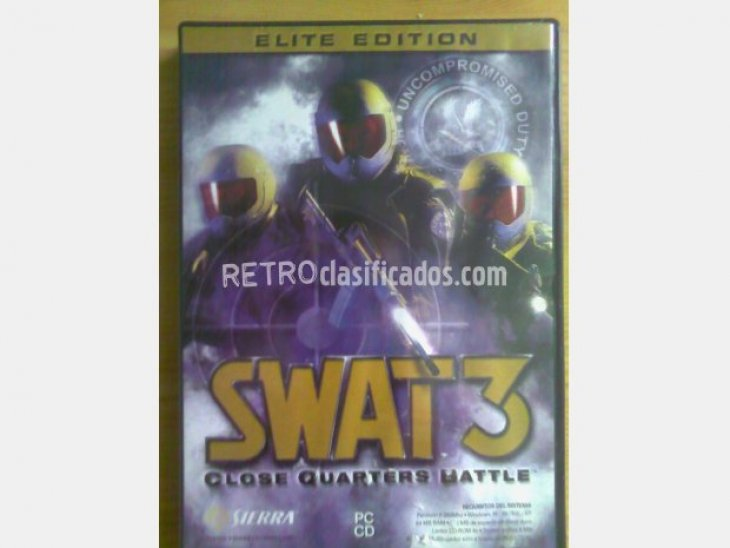 SWAT 3: ELITE EDITION 1
