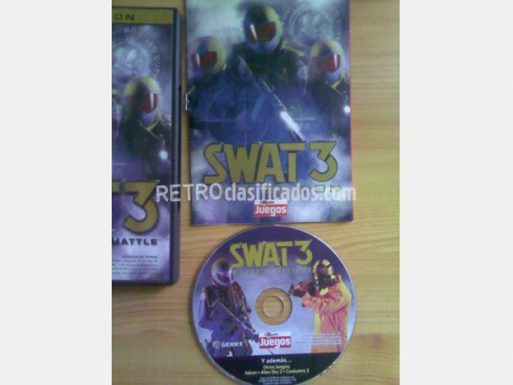 SWAT 3: ELITE EDITION 3