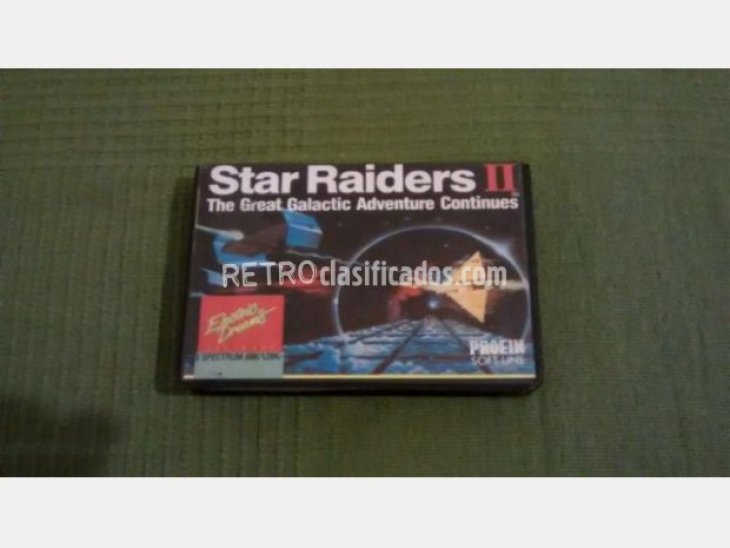 Star Raiders II (1987)
