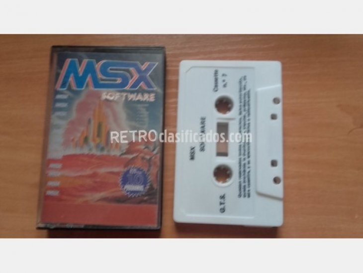 MSX SOFTWARE Nº7