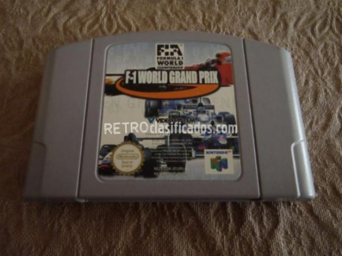 F-1 World Grand Prix (1998)