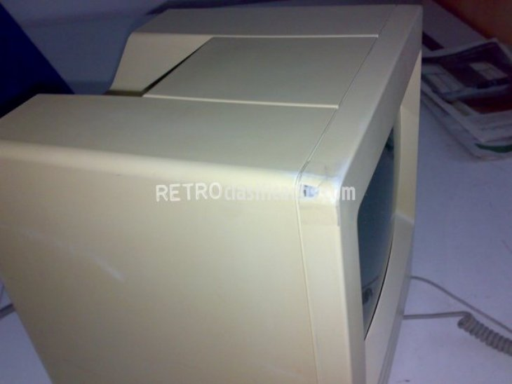APPLE MACINTOSH SE 1/20 de 1988 4