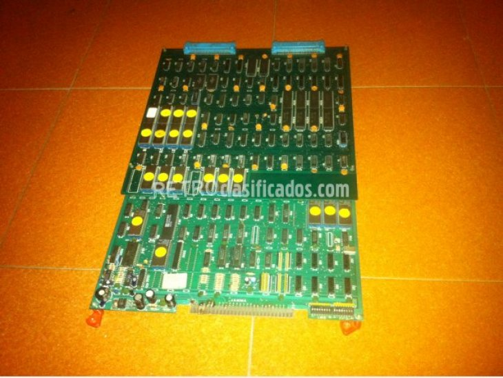 Rastan Saga placa jamma recreativa 1