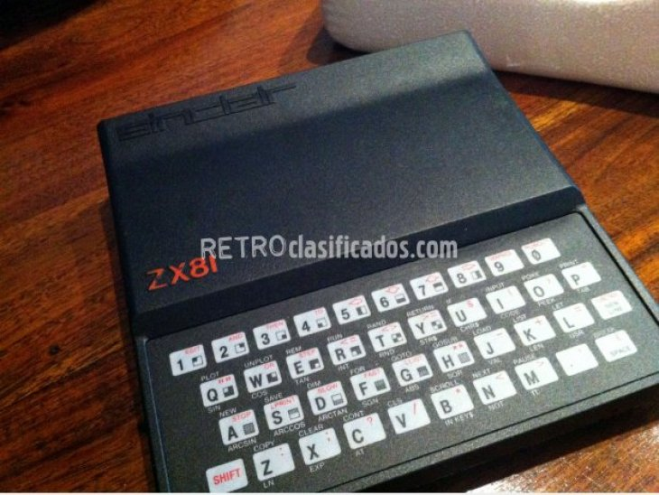 Spectrum ZX81en perfecto estado 3