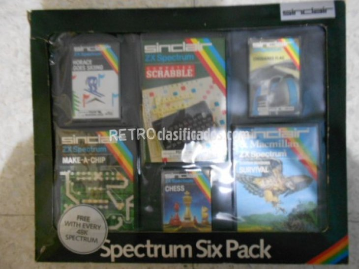 SPECTRUM SIX PACK 2