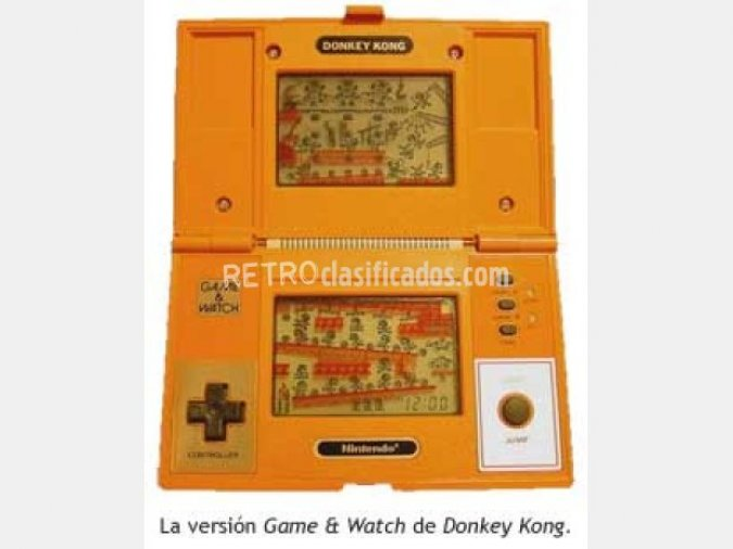 Game & Watch Donkey Kong