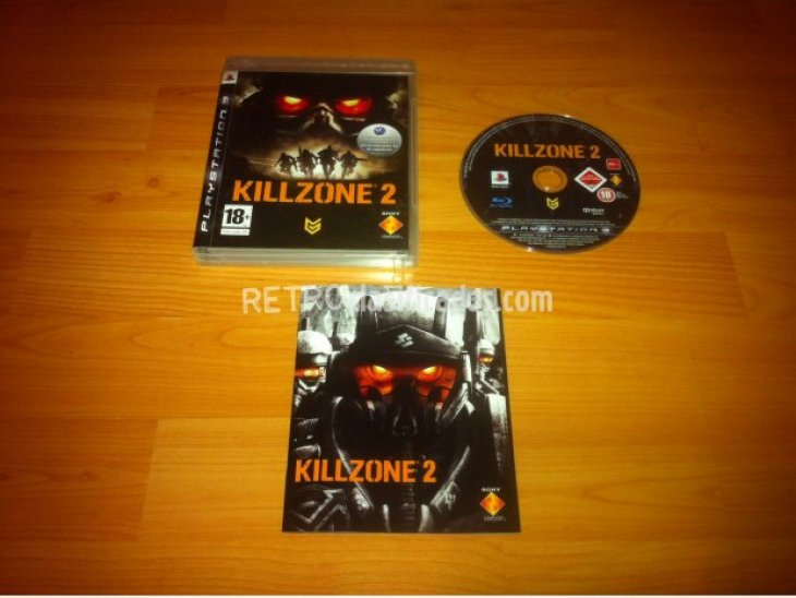 Killzone 2 juego Original PlayStation 3 1