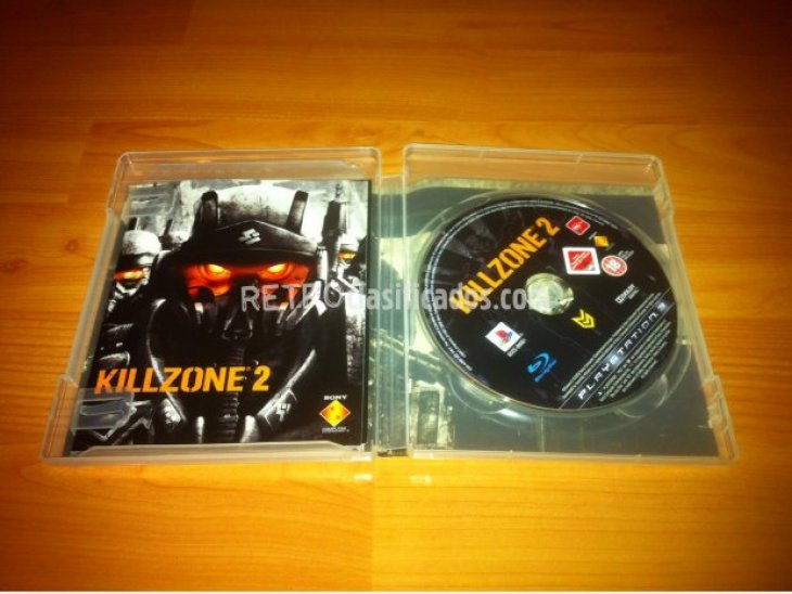 Killzone 2 juego Original PlayStation 3 2