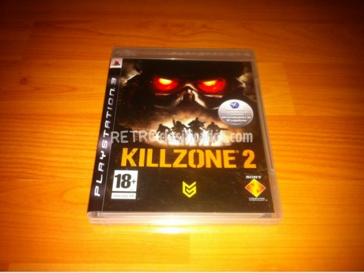 Killzone 2 juego Original PlayStation 3 3