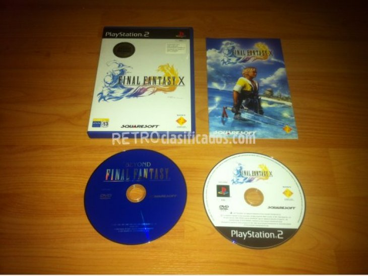 Final Fantasy X PlayStation 2 1