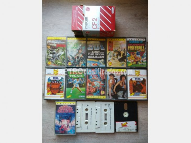 Pack Amstrad CPC 1