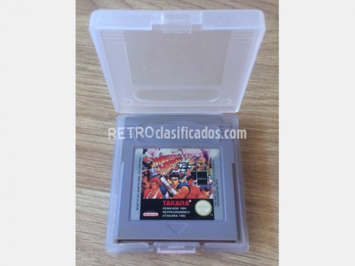 Funda para juegos de Game Boy y GB Color 6