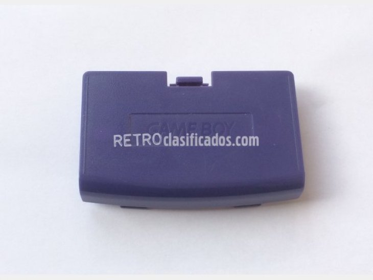 Tapa de batería Game Boy Advance Azul 1
