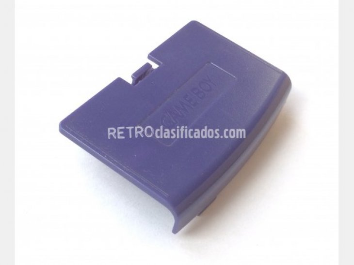 Tapa de batería Game Boy Advance Azul 2