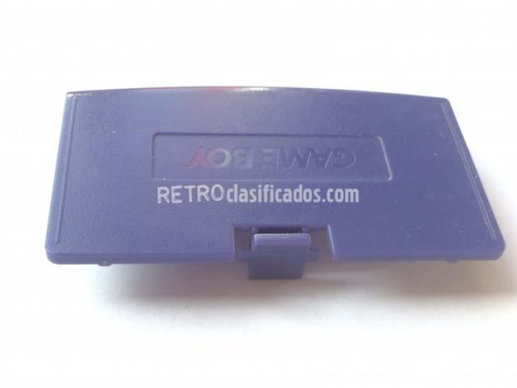 Tapa de batería Game Boy Advance Azul 3