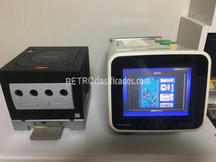 Game Boy Player color plata 2