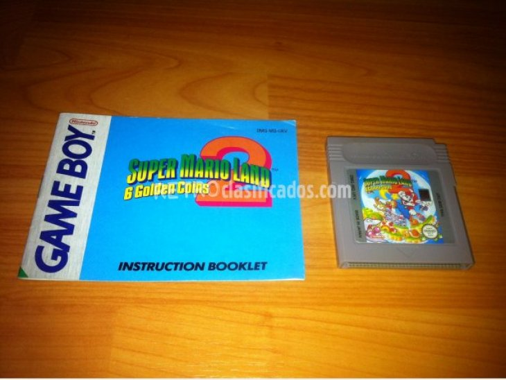 Super Mario Land 2 Game Boy 3