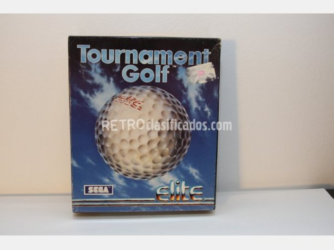 Tournament Golf - Atari ST