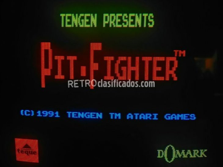 Pit Fighter 4
