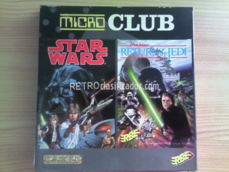 Micro Club:Star Wars, Return of the Jedi 1