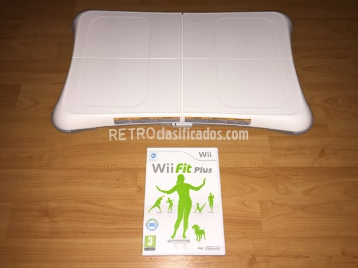 Wii Fit Plus Wii Balance Board original 1