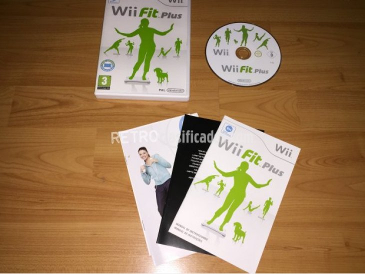 Wii Fit Plus Wii Balance Board original 4