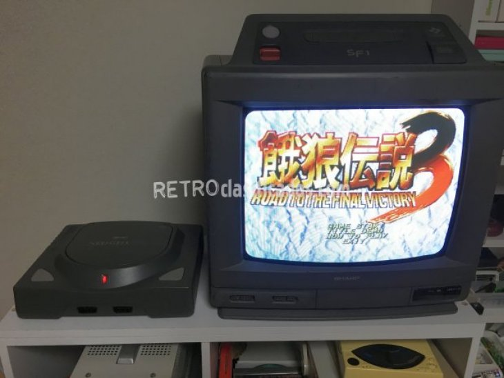 Sharp 14G-SF1 (televisor+Super Famicom) 2