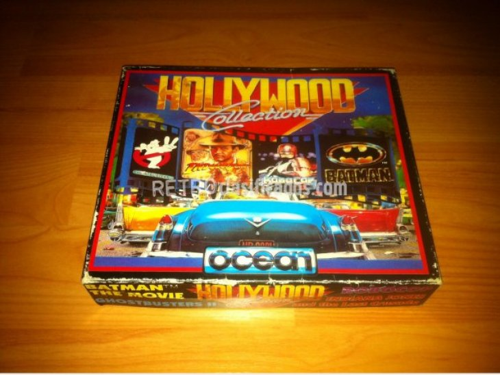 Hollywood Collection Commodore Amiga 3