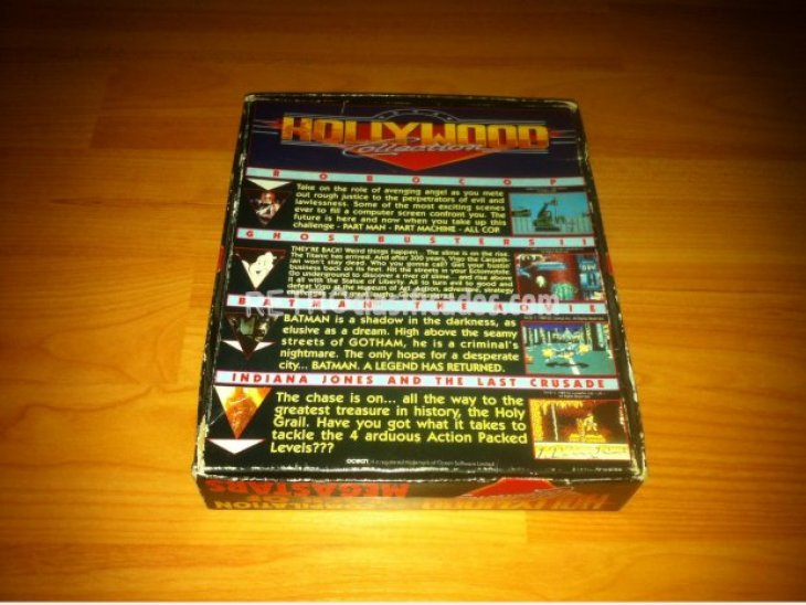 Hollywood Collection Commodore Amiga 4