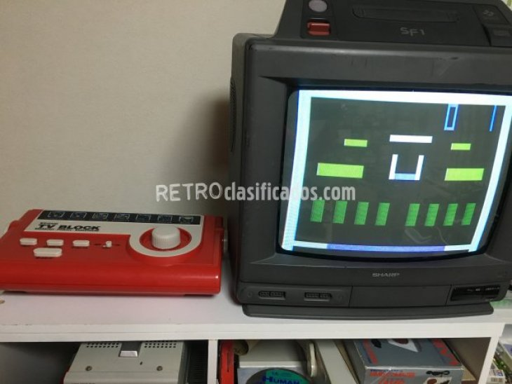 Epoch TV Block con caja 2