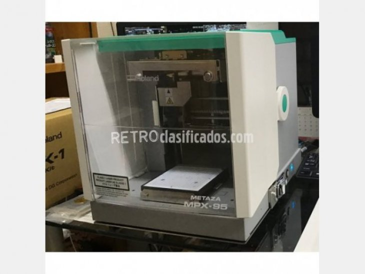 Roland METAZA MPX-95 Medical Photo impac 2