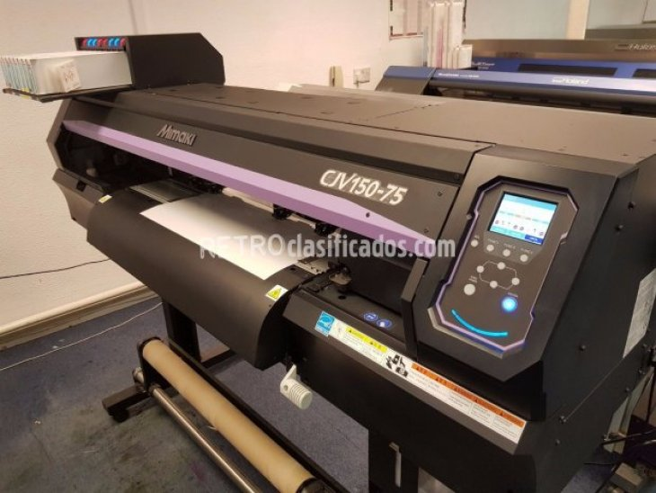 "Mimaki Cjv150-75 32"" Integrated Printer"