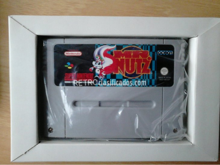 MR NUTZ SNES PAL ESPAÑA 4