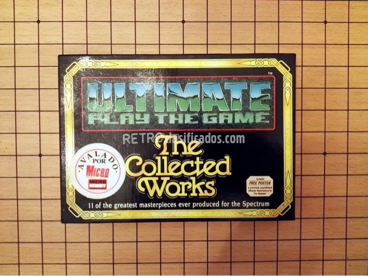 Ultimate - The Complete Works 1