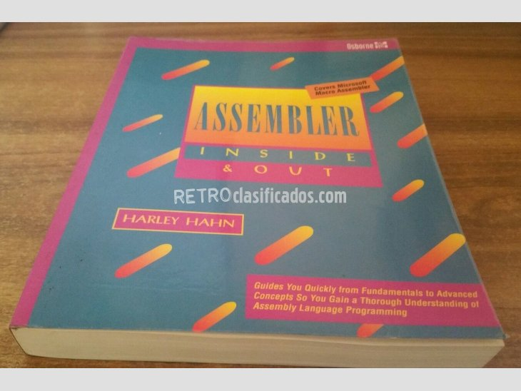 Libro Assembler Inside and Out 1