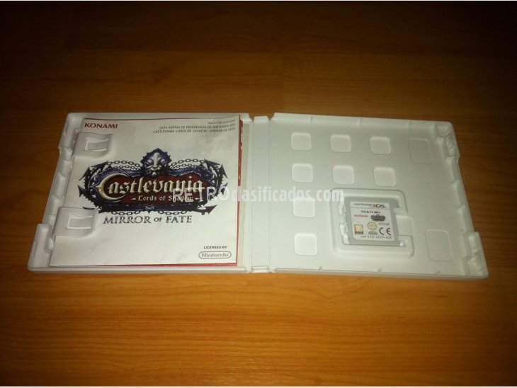 Castlevania Lords of Shadow Mirror of Fate N3DS 4