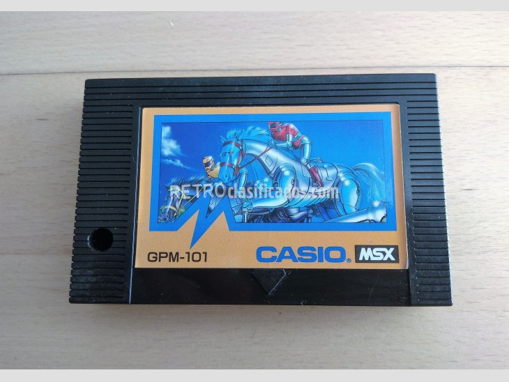 MSX Exciting Jockey Casio 2