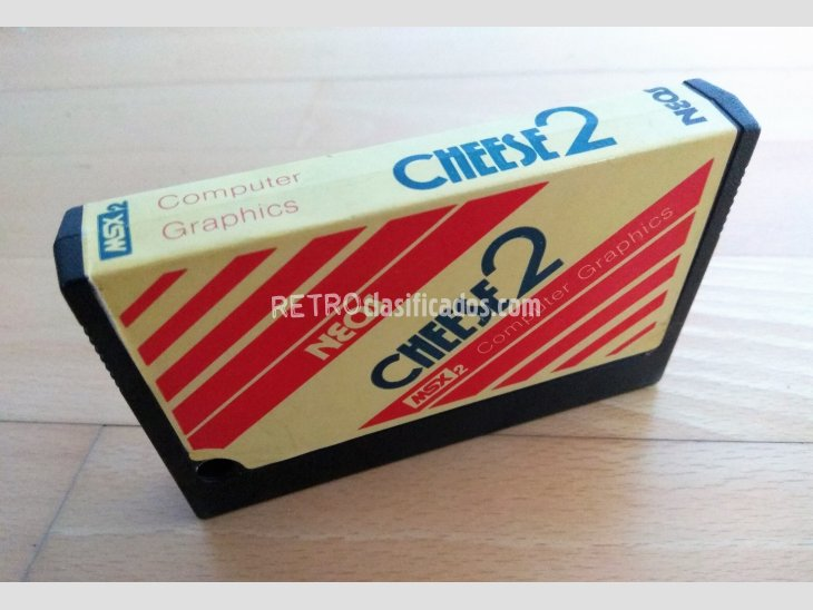 MSX Cheese 2 Nippon Electronics MSX2 1