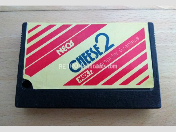 MSX Cheese 2 Nippon Electronics MSX2 2