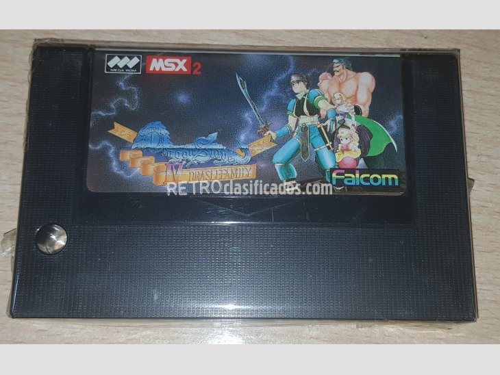 Dragon Slayer IV - Falcom MSX2 1987 1