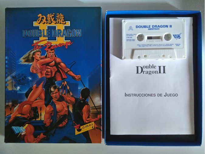 Double Dragon II The Revenge
