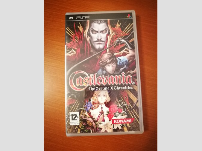 Castlevania Dracula Chronicles